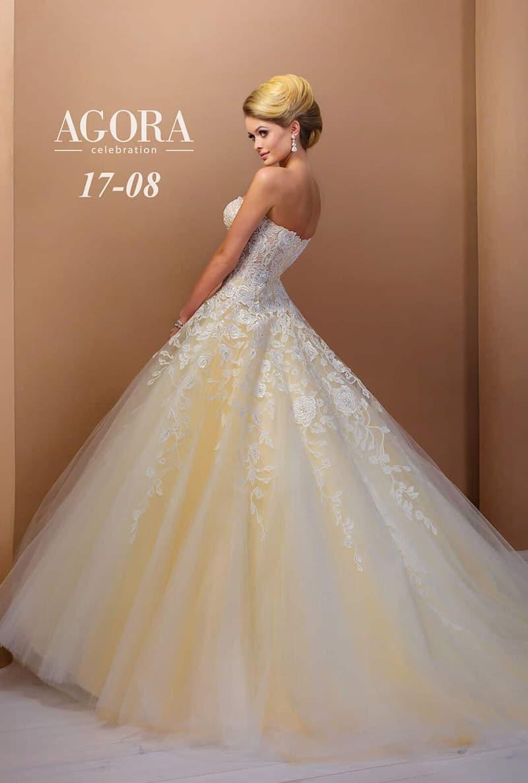 Traumhafte Brautkleider von Agora | Braut Tempel ®