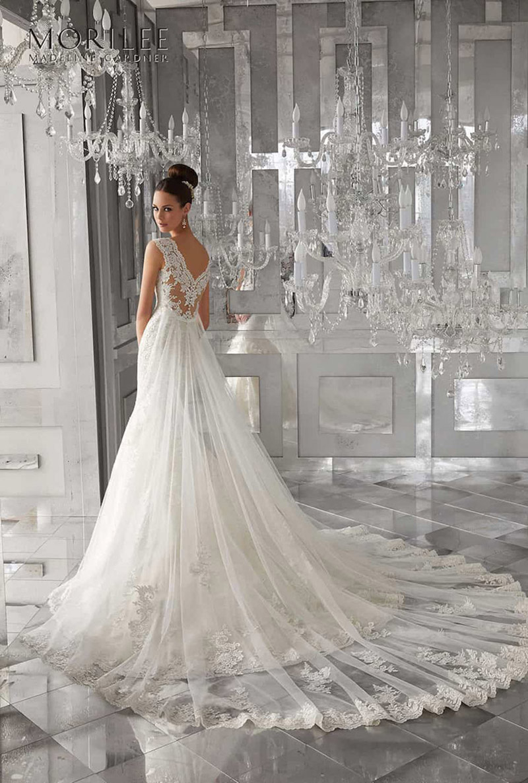 Märchenhafte Brautkleider von Morilee | Braut Tempel ®