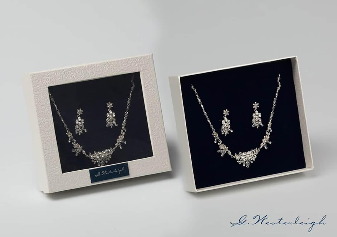 Jewellery set Crystal