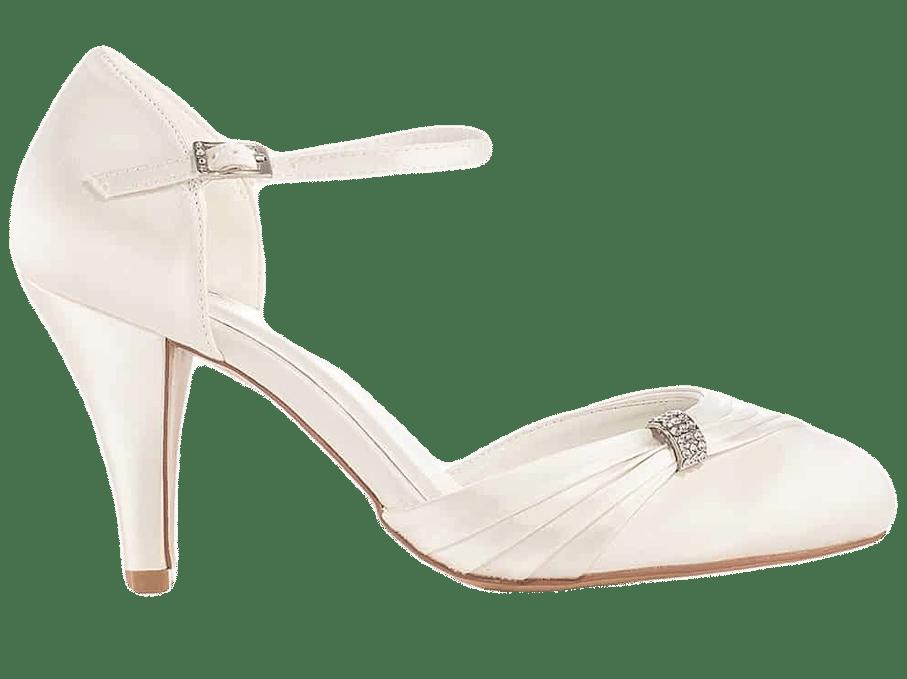 Schuhe Brautkleid yo 1