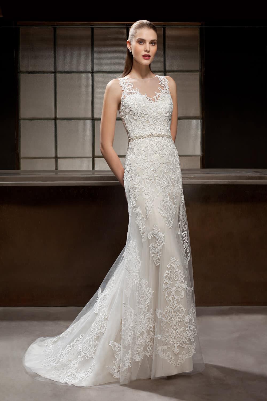 Hochzeitskleid Eng Lang - Friseur