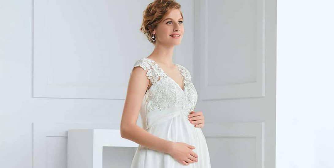 Farbige Brautkleider für die extravagante Braut - Braut Tempel